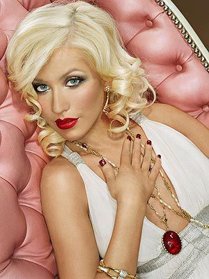 christina aguilera arrested pic. Christina Aguilera Arrested in