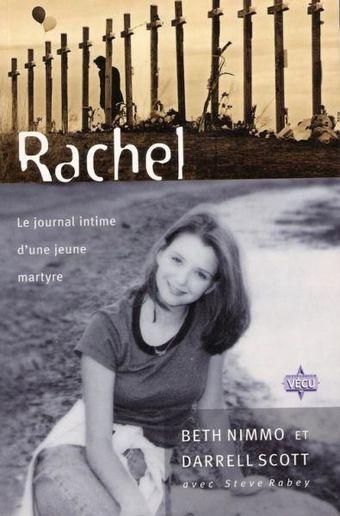 couverture livre Rachel